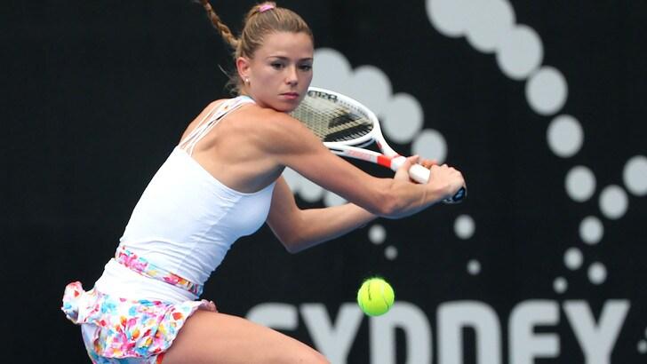 Wimbledon: Camila Giorgi fuori al primo turno. Doppio 6-3 contro Yastremska