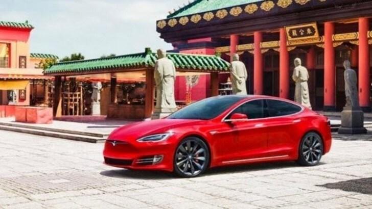 Tesla, una Gigafactory per la Cina