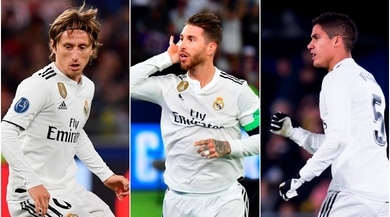 Fifa 2019, tanto Real e un solo calciatore della Juventus nella top 11 dell'anno
