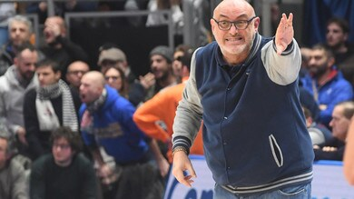 Basket, Serie A: Pesaro esonera Galli, arriva Boniciolli