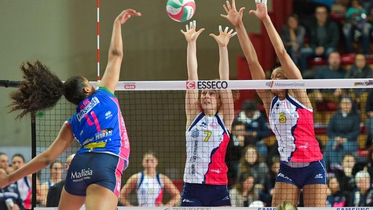 Volley: A1 Femminile, Novara-Scandicci è il match clou della 15a giornata