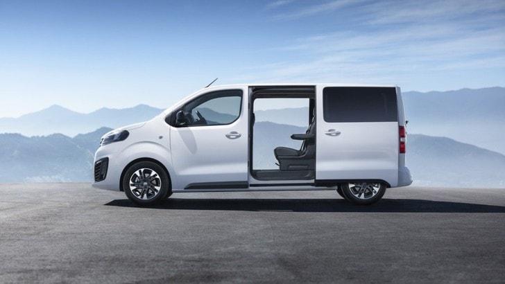 Nuova Opel Zafira Life Il Monovolume Cambia In Tutto Tuttosport