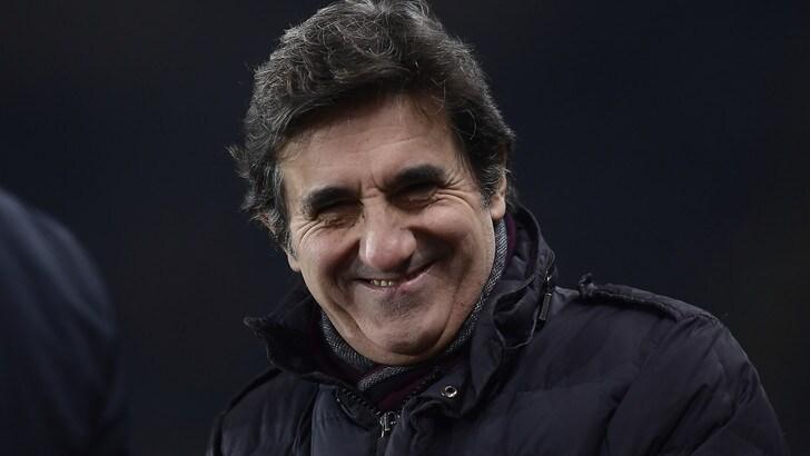 Cairo all'allenamento del Toro in vista della Coppa Italia