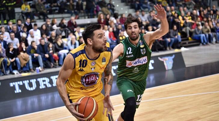 Basket Serie A, la FIAT Torino licenzia Carlos Delfino