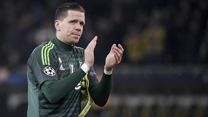 Juventus, Szczesny: «Conta solo vincere, Buffon maestro. CR7? Una macchina»