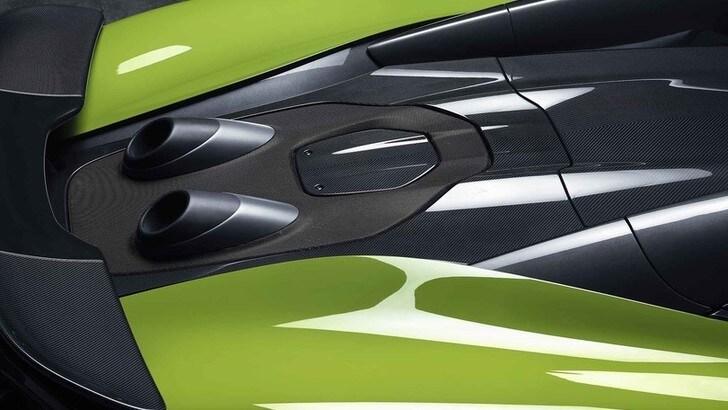 McLaren, ecco il teaser della prossima Longtail