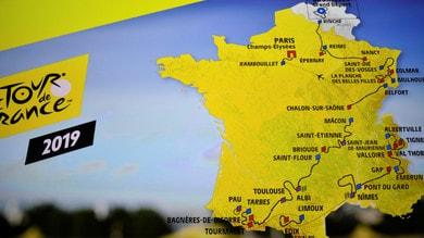 Le 20 squadre partecipanti al Tour de France 2019