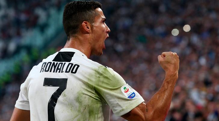 Serie A, i numeri del girone d'andata: Ronaldo re dei tiratori