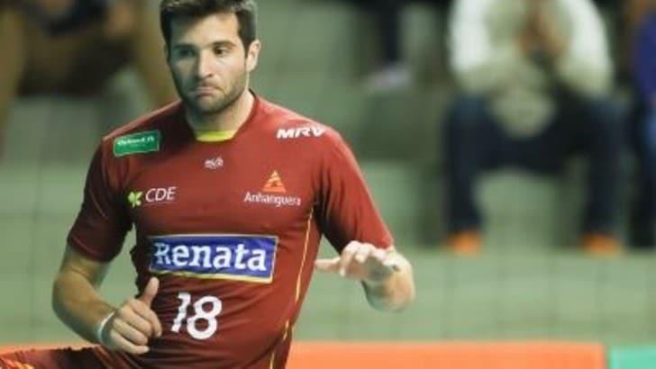 Volley: Superlega, Facundo Santucci è il nuovo libero di Latina