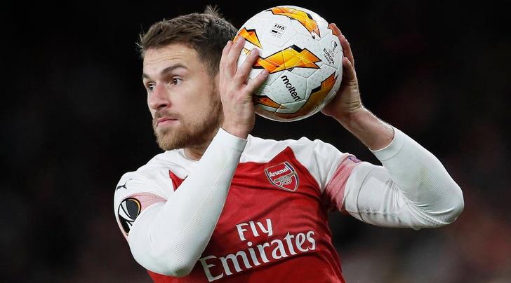 Emery allontana Ramsey: «Il suo futuro non mi riguarda»
