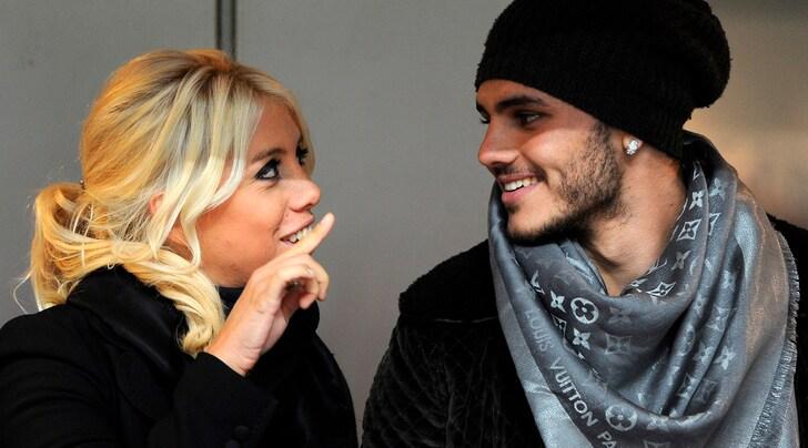 Inter, Icardi: «Wanda Nara sarà il mio agente fino alla fine»