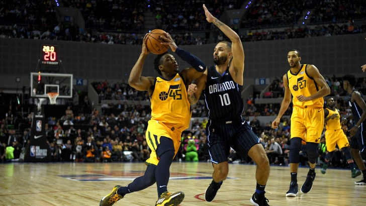 NBA, super Mitchell guida Utah contro Milwaukee. Crollano i Lakers a Phoenix