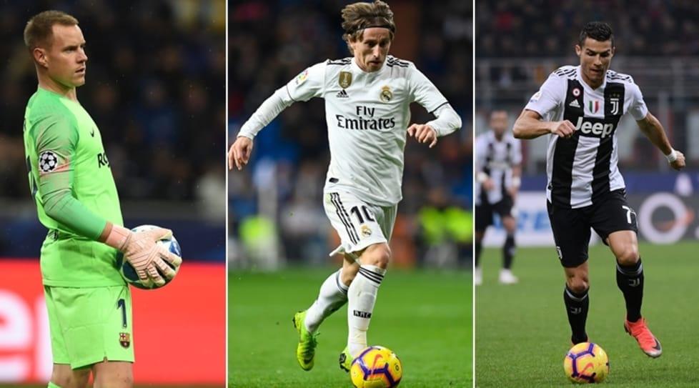 I lettori hanno votato i migliori per comporre i titolari di una squadra incredibile: c'è Cristiano Ronaldo, il Real Madrid invece ha 4 giocatori