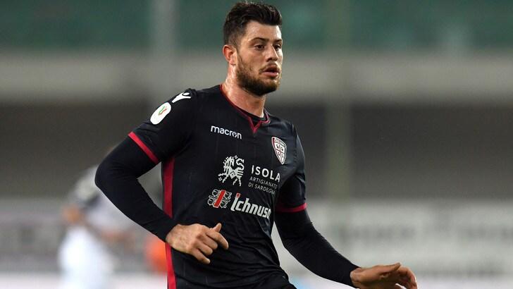 Serie A Cagliari, riposo per Cerri: affaticamento muscolare