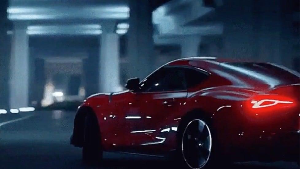 Una clip diffusa su Twitter mostra da ogni angolazione la nuova generazione di Toyota Supra. Dalla A90 deriva il prototipo da Super GT nipponico, che gareggerà nella serie a partire dal 2020; la proposta stradale debutterà sul mercato con motore sei cilindri da circa 340 cavalli