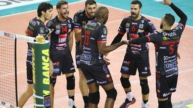 Volley: Superlega, la quarta giornata parte con la super sfida Perugia-Civitanova