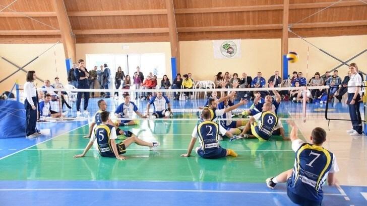 Sitting Volley: gli azzurri tornano a radunarsi a Missaglia