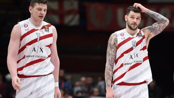 Basket, Eurolega: non basta James, l'Olimpia Milano sconfitta a Monaco