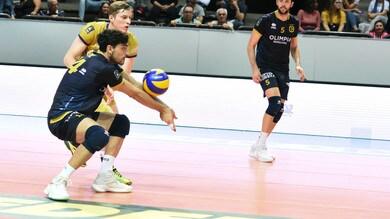 Volley: A2 Maschile, Girone Blu, Bergamo allunga, travolto il Club Italia