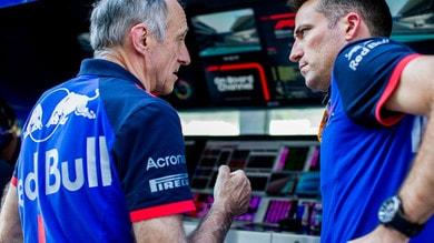 F1, Toro Rosso: dal 2019 la partnership con Randstad Italia