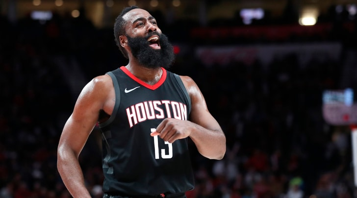NBA Playoff, Harden trascinatore: Houston accorcia su Golden State