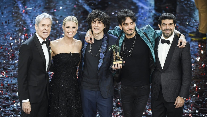Sanremo 2019, è share record in quota