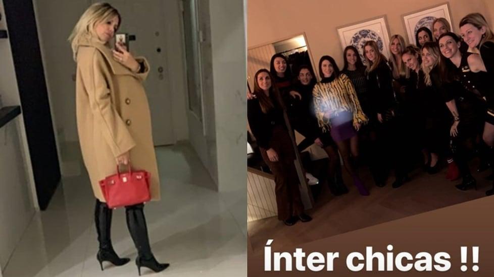I giocatori dell'Inter e le rispettive compagne hanno festeggiato ben tre compleanni: quello della moglie di Padelli, quello della madre del portiere nerazzurro e quello di un'amica della moglie-agente di Icardi. A tavola anche Nainggolan?