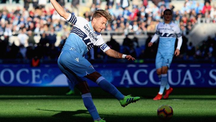 Serie A, Napoli - Lazio: colpo biancoceleste a quota 4,00