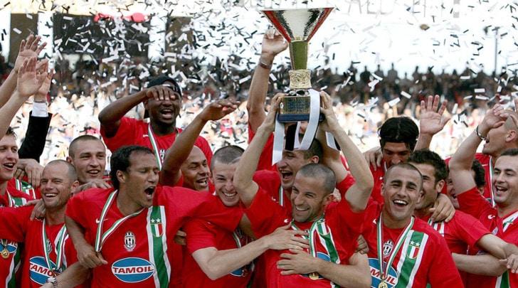 Juventus,depositato ricorso contro l'assegnazione dello scudetto del 2006 all'Inter