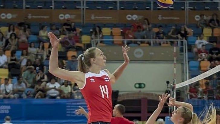 Volley: A1 Femminile, Busto Arsizio si rinforza al centro con Martina Samadan
