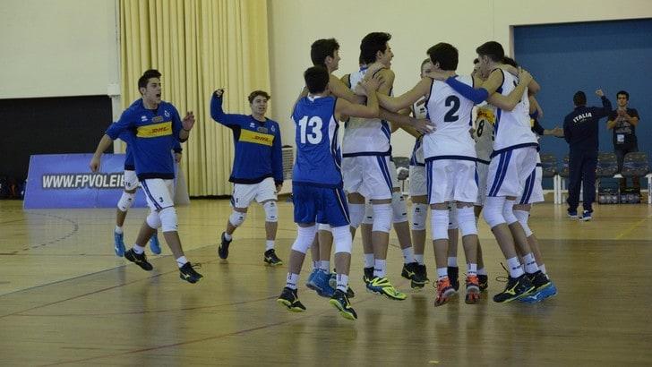 Volley: Under 17, i ragazzi di Barbon volano in finale