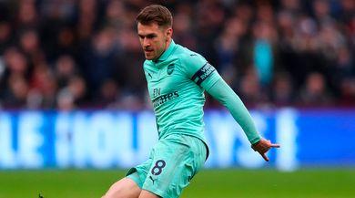 Ramsey alla Juve subito: Arsenal braccato