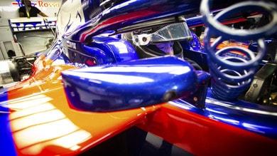 F1, Toro Rosso: crash test, ok dalla FIA
