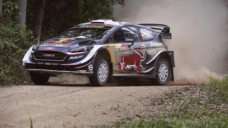 Rally, svelate le livree delle vetture 2019