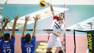 Volley: A2 Maschile, Girone Bianco, Brescia torna al successo, Roma c'è