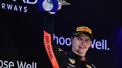 Formula E, Verstappen a Marrakech per fare lo steward