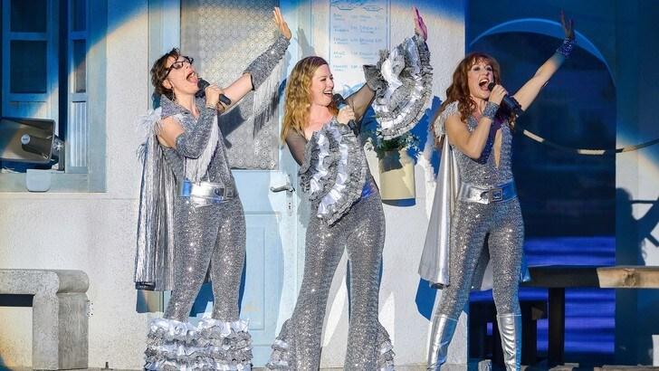 Mamma Mia al Teatro Colosseo