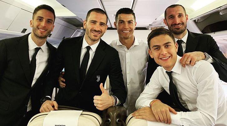 Supercoppa, la Juventus vola in Arabia Saudita: out Mandzukic e Benatia