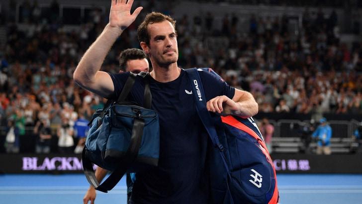 Tennis, Murray torna in campo: giocherà in doppio il Queen's