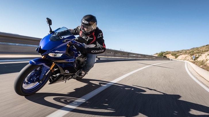 Yamaha R125 e R3 2019: la prova