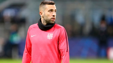 Jordi Alba: «Rinnovo? Chiedete al Barcellona». Juventus alla finestra