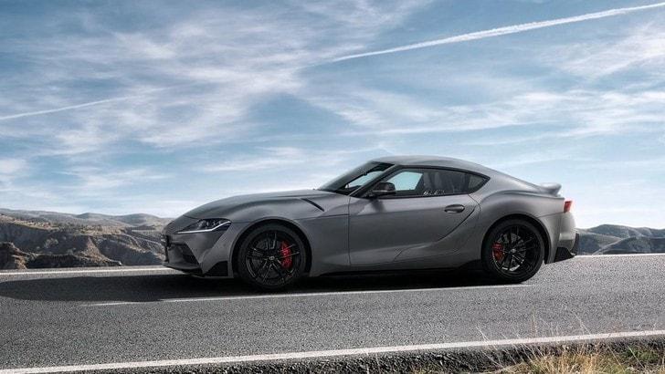 Nuova Toyota Supra, mito giapponese dal cuore BMW