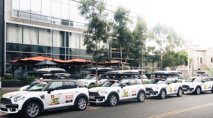 Dakar, diario di viaggio: la caotica Lima