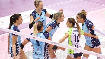 Volley: A1 Femminile, i Quarti di Coppa Italia si aprono con Firenze-Scandicci