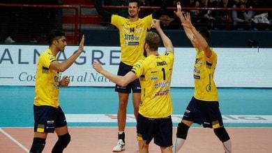Volley: Superlega, Castellana Grotte e Milano in campo per l'anticipo della 5a di ritorno
