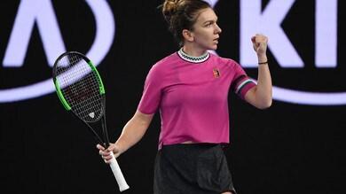 Tennis, Australian Open: avanti Giorgi, Halep e Venus Williams