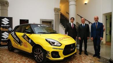 ACI Rally Italia Talent, la sesta edizione può iniziare