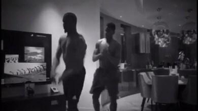 Il ballo pazzo di Pogba su Instagram