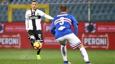 Serie A Parma, Scozzarella e Kucka hanno lavorato a parte