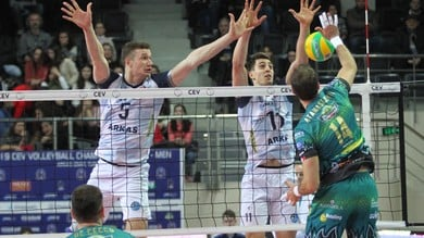 Volley: Champions League, per Perugia vittoria da tre punti in Turchia